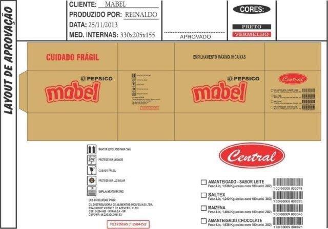 Caixa de papelão ondulado preço