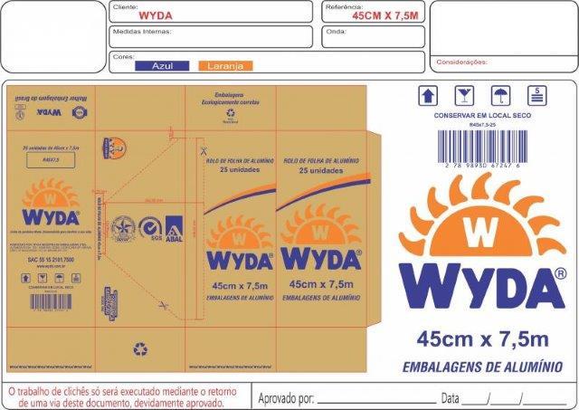 Caixas de papelão personalizados sp