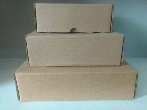 Comprar caixa de papelão para correio