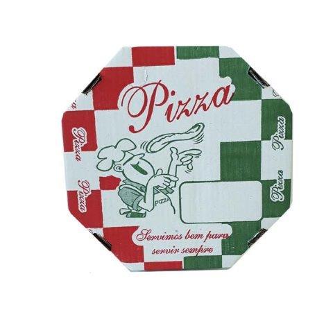 Corte vinco caixa de pizza